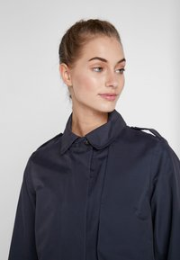Didriksons - MILA WOMEN'S COAT - Waterproof jacket - navy dust