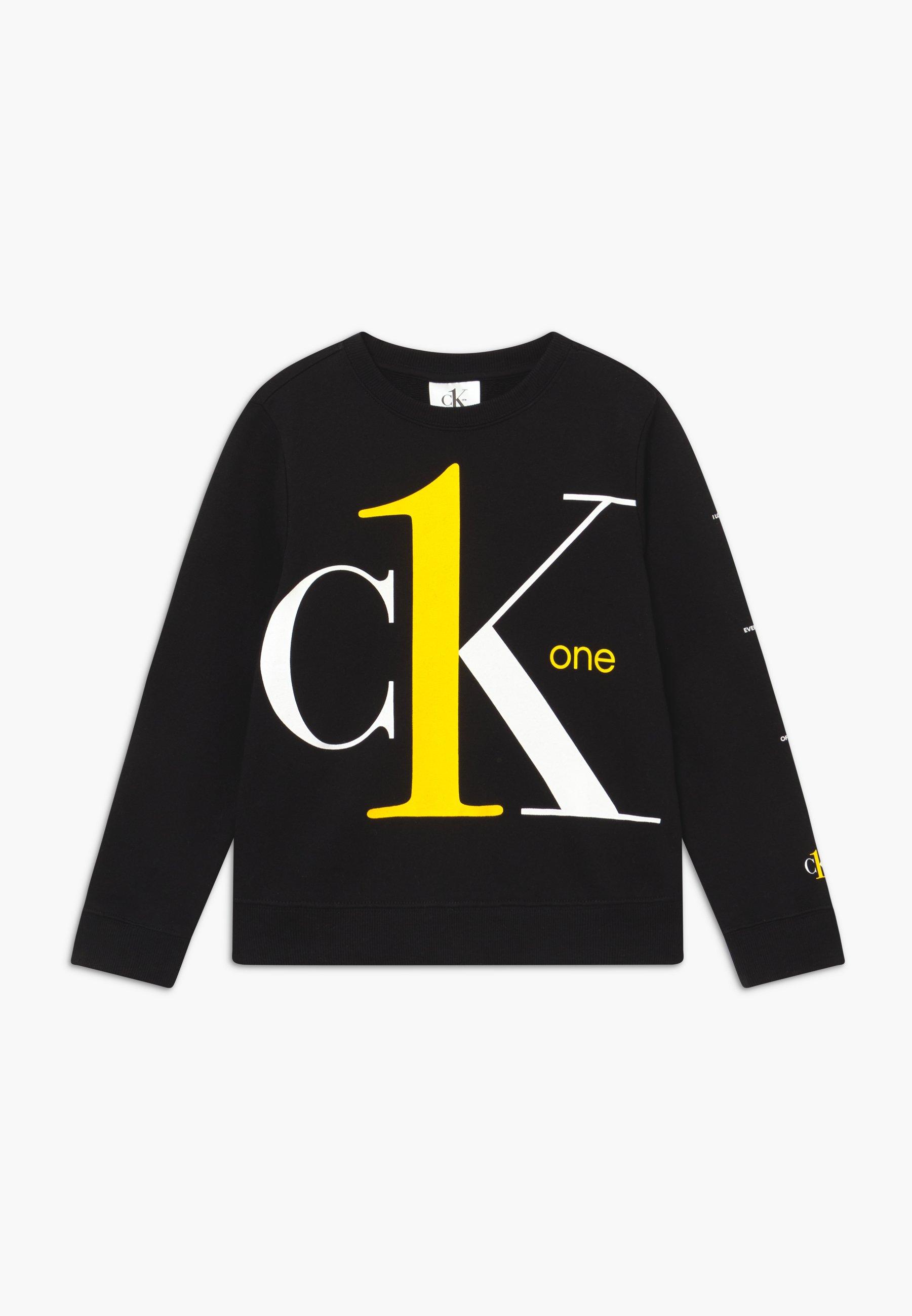 Große Förderung Calvin Klein Jeans Sweatshirt - black | Damenbekleidung 2020