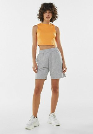2 PACK - Shorts - orange
