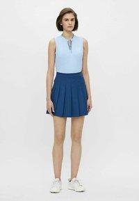 J.LINDEBERG - ADINA - Sports skirt - midnight blue - 1