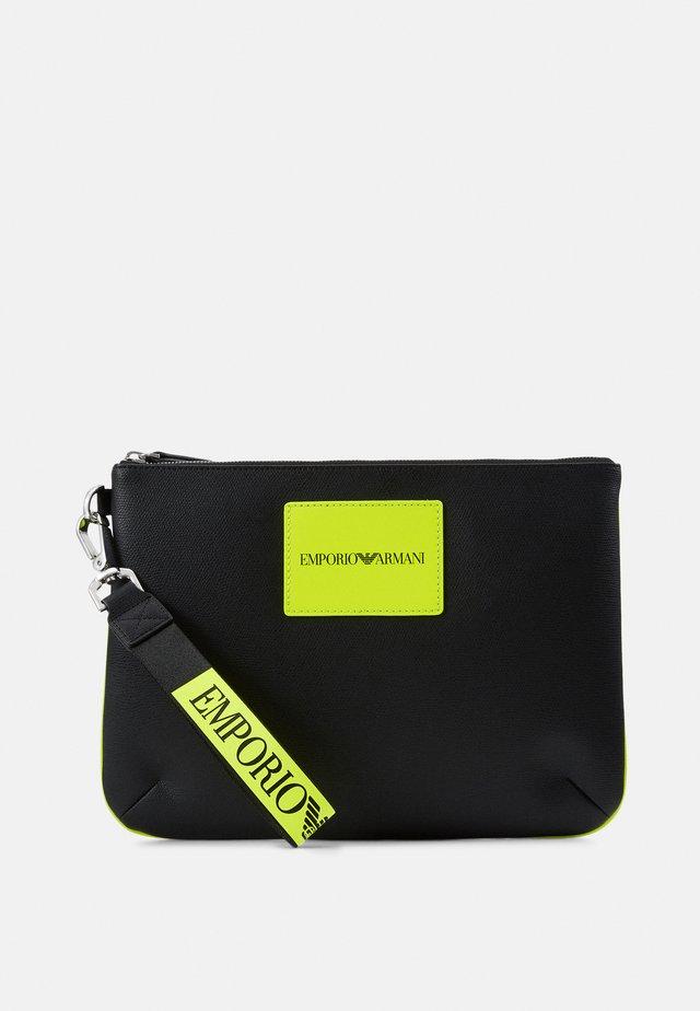 HANDBAG UNISEX - Handbag - black