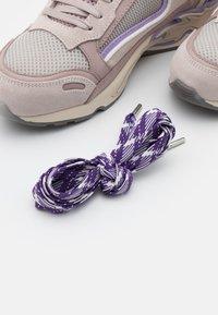 sandro - BASKET - Sneakersy niskie - multicolor/rose - 4