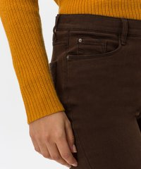 BRAX - STYLE MARY - Slim fit jeans - brown - 3