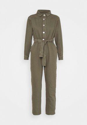 LADIES WASH - Tuta jumpsuit - khaki