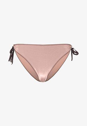 Bikini bottoms - rose