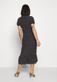 Miss Selfridge Petite - MULTI SPOT - Day dress - black - 2