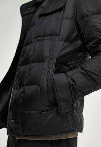 Massimo Dutti - Down jacket - black - 3