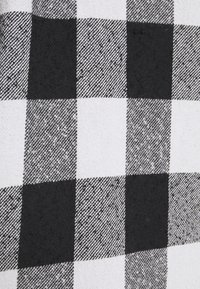 Tigha - LANDO HOOD - Skjorta - black/concrete grey - 6