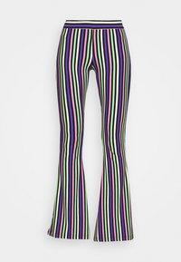 RAI FLARED - Trousers - multi-coloured