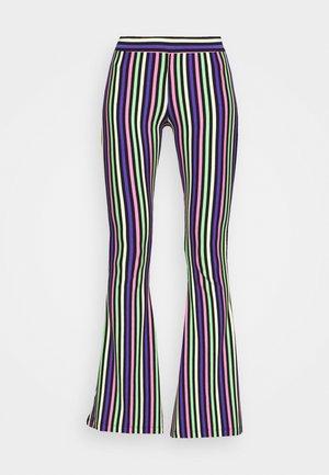 RAI FLARED - Bukse - multi-coloured