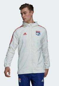 adidas Performance - Training jacket - white - 0