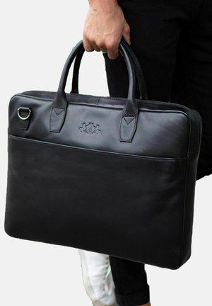 GLATT - Briefcase - schwarz