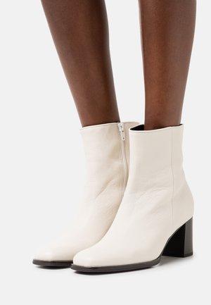 Korte laarzen - panna