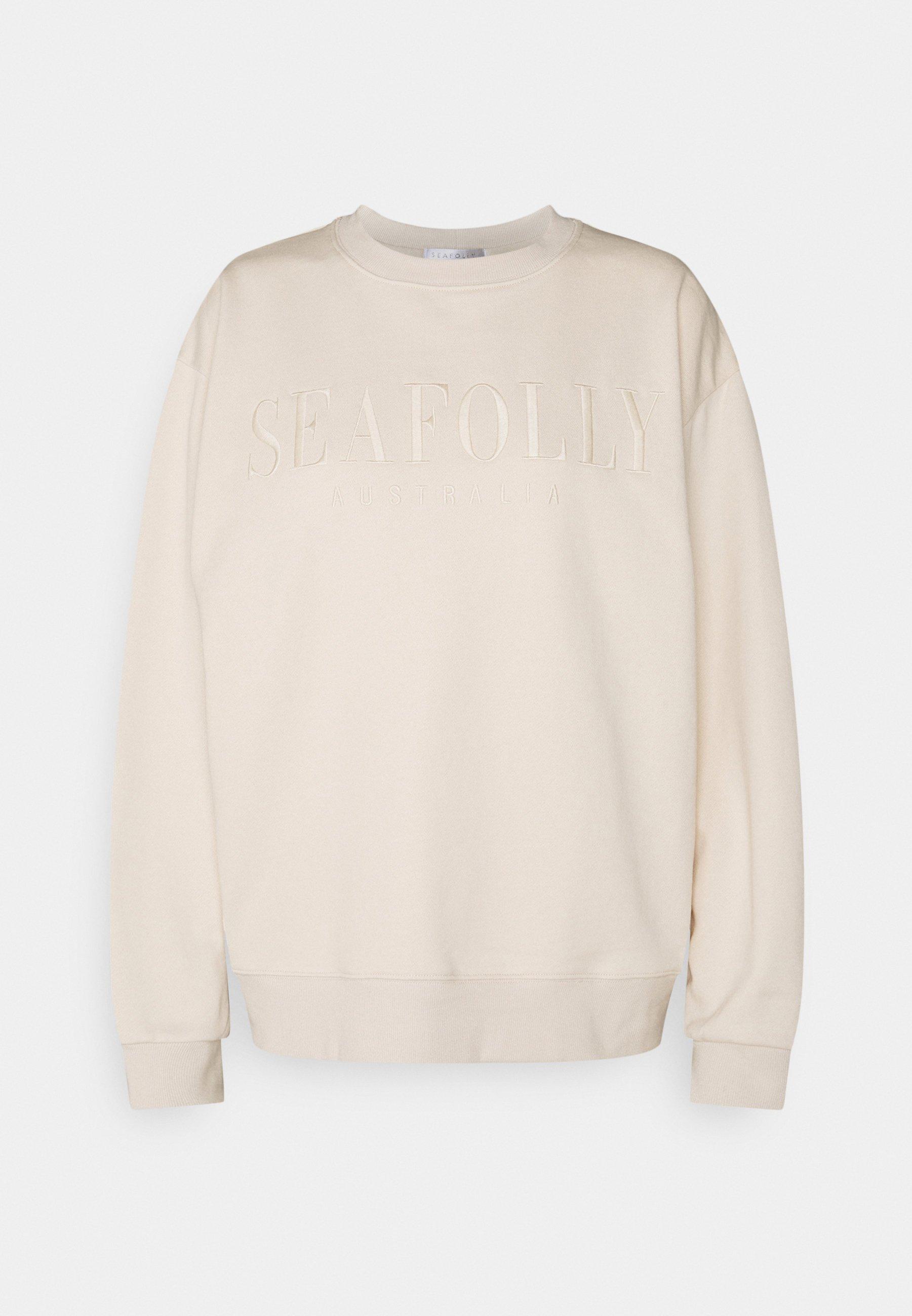 Damen BEACH EDIT LEISURE CREW - Nachtwäsche Shirt
