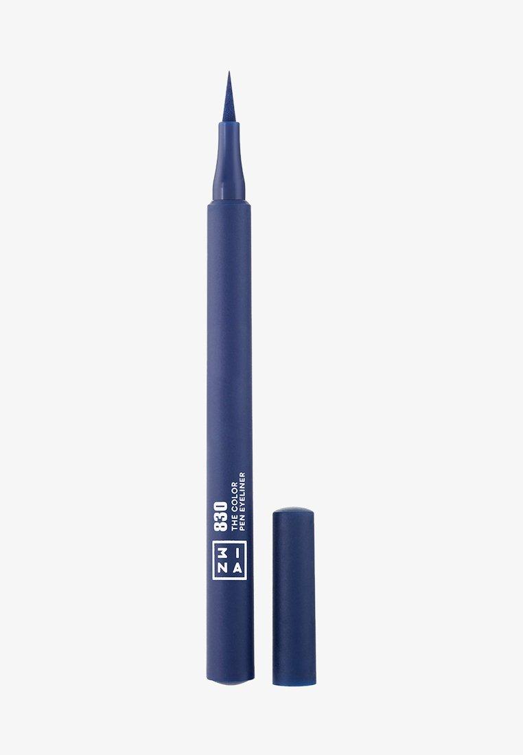 3ina - THE COLOR PEN EYELINER  - Eyeliner - 830 green blue
