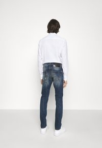 John Richmond - IDYLL - Straight leg jeans - denim blue medium - 2