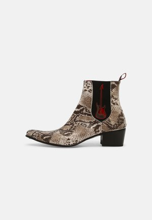 MURPHY GUITAR - Classic ankle boots - beige