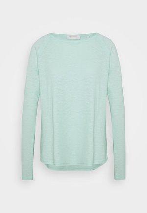 HEAVY LONGSLEEVE - T-shirt à manches longues - jade mint