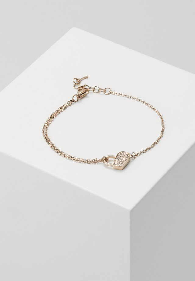 SOULMATE - Armbånd - rosègold-coloured