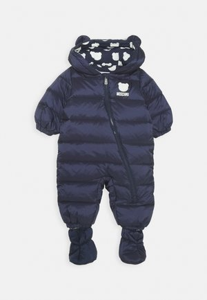 PADDED SNOWSUIT - Snowsuit - navy