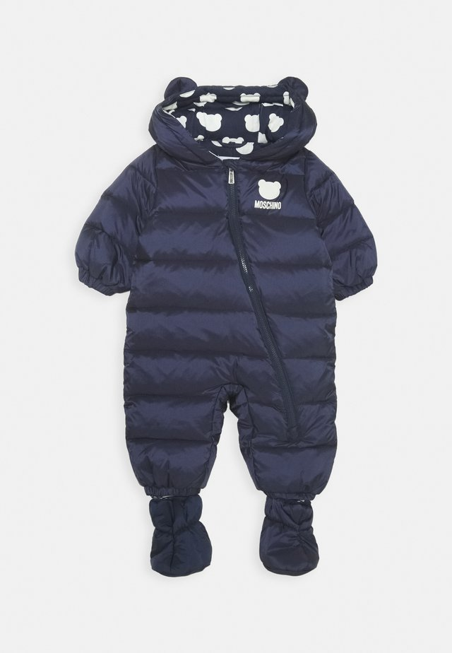 PADDED SNOWSUIT - Skipak - navy