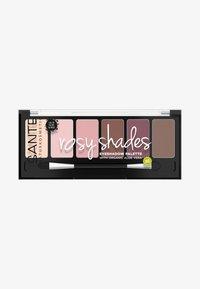 Sante - EYESHADOW PALETTE ROSY SHADES - Eyeshadow palette - rosy shades - 0