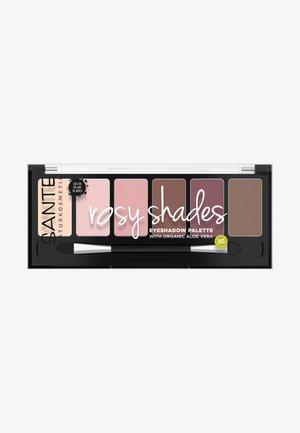 EYESHADOW PALETTE ROSY SHADES - Eyeshadow palette - rosy shades