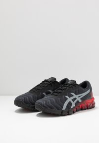 ASICS - GEL-QUANTUM 180 5 - Juoksukenkä/neutraalit - black/sheet rock - 2