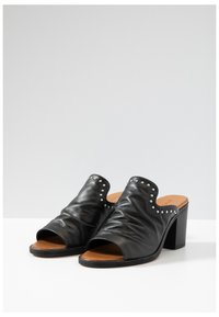 Inuovo - Heeled mules - black blk - 4
