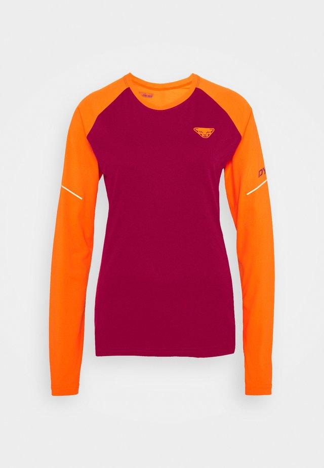 ALPINE PRO TEE - T-shirt de sport - ibis