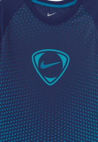 Nike Performance - ACADEMY UNISEX - Print T-shirt - blue void/imperial blue - 2