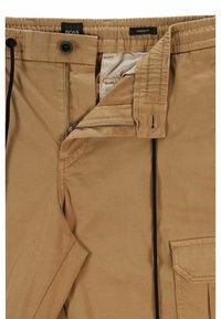 BOSS - Cargo trousers - beige - 5