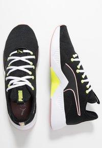 Puma - INCITE FS SHIFT - Chaussures d'entraînement et de fitness - black/bridal rose - 1