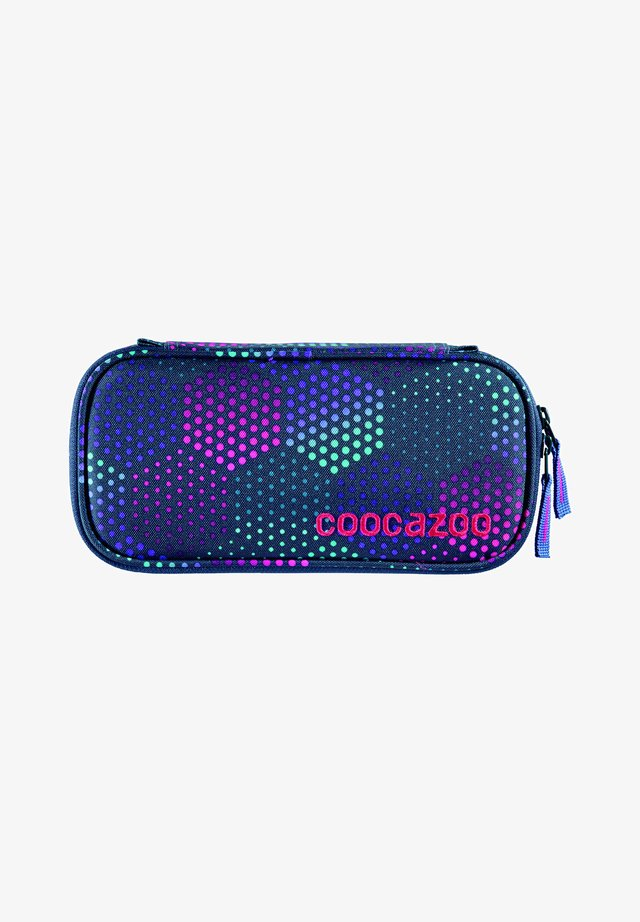 Pencil case - purple illusion