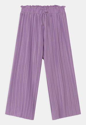 PLISSEE-CULOTTE TEENAGER - Bukser - vintage lilac