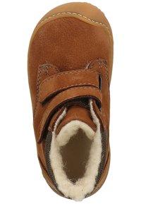 Pepino - Baby shoes - curry/schoko - 1