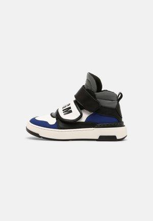 UNISEX - Sneakers hoog - white/blue