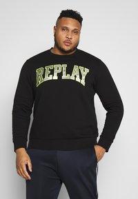 Replay Plus - Sweatshirt - black - 0