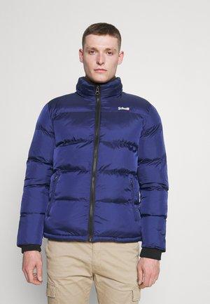 IDAHO - Zimní bunda - royal blue