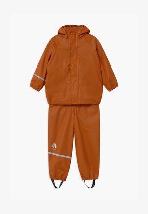 RAINWEAR SET UNISEX - Pantalon de pluie - pumpkin spice