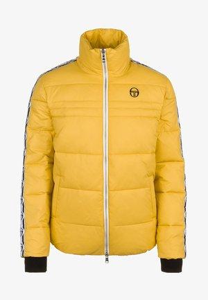 DAVAO  - Vinterjacka - saffron yellow / black