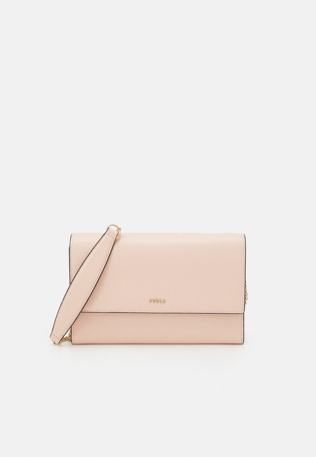 BABYLON CHAIN WALLET - Portefeuille - candy rose ballerina