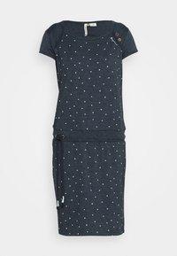 Ragwear - MIKE DRESS ORGANIC - Denní šaty - navy - 4