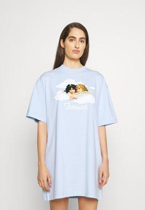 CLOUD ANGELS DRESS - Jerseyjurk - blue