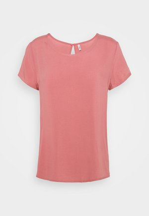ONLFIRST ONE LIFE SOLID - Blusa - baroque rose