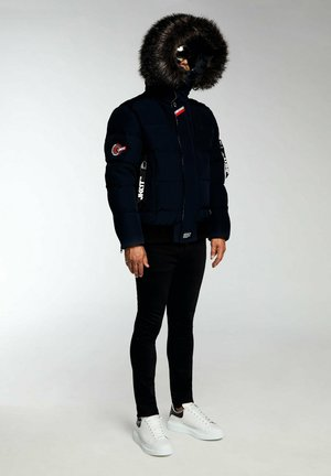 RESCUE  - Down jacket - navy