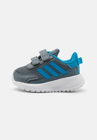 adidas Performance - TENSAUR RUN UNISEX - Neutral running shoes - blue oxide/solar blue/hazy blue - 0