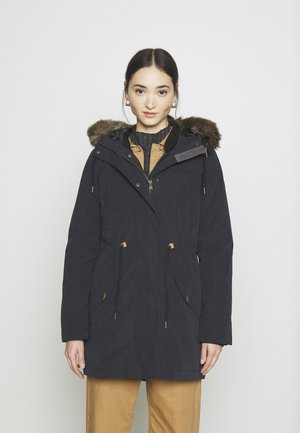 AMY 2-IN-1 - Parka - true black