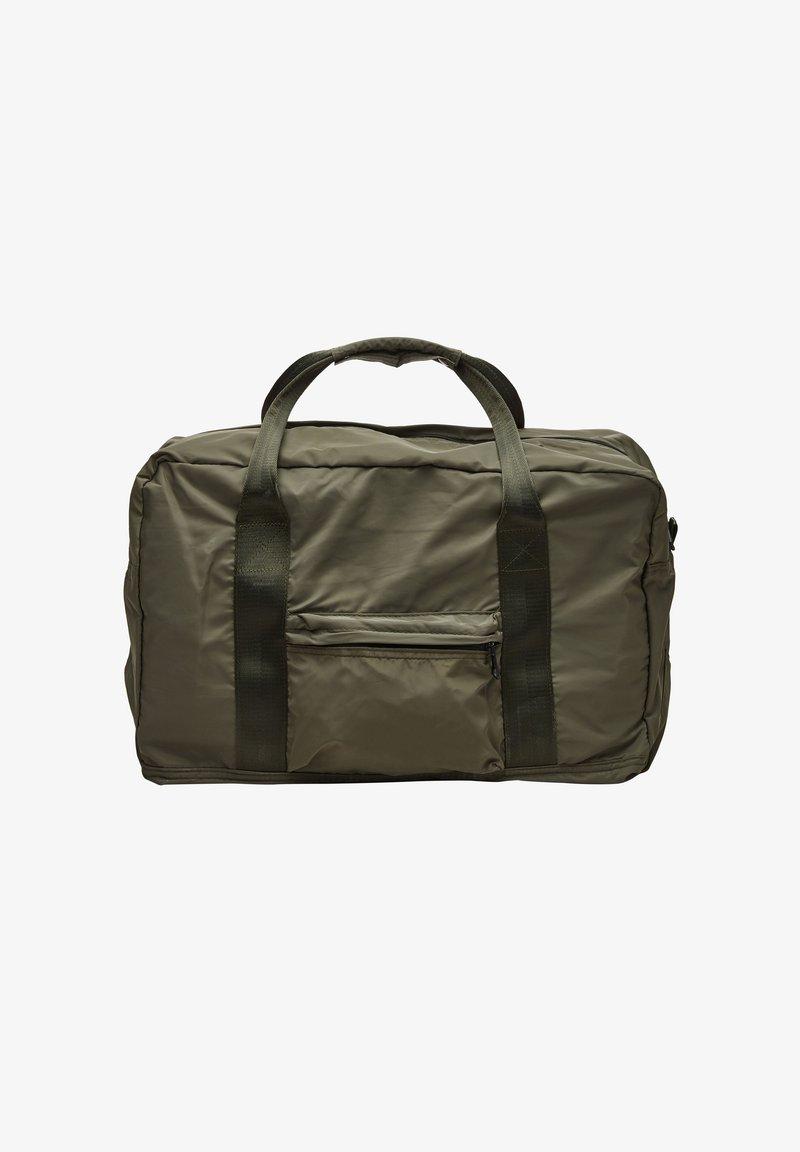 s.Oliver - Weekend bag - khaki