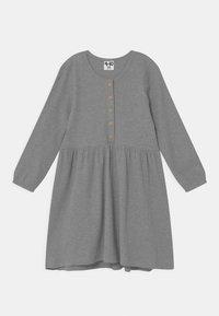 Cotton On - PAYTON LONG SLEEVE  - Korte jurk - grey - 0